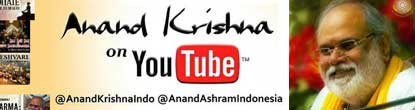 BannerAnand Krishna on Youtube